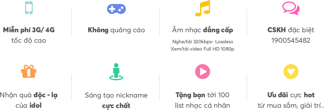 nghe nhac mien phi 3g